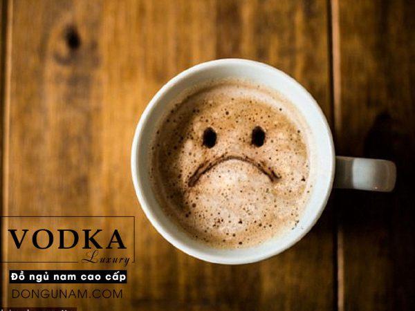 cà phê gây mất ngủ
